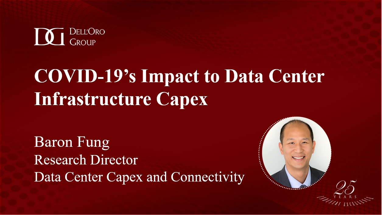 Analyst Talk - COVID-10 Impact on Data Center Infrastructure Capex