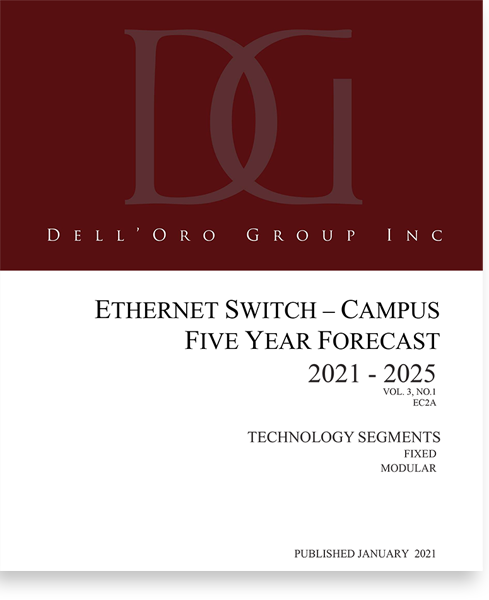 Dell'Oro Group Ethernet Campus Switch Report