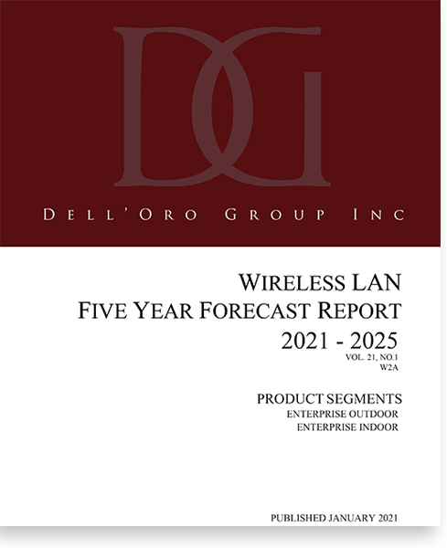 Dell'Oro Group Wireless LAN 5-Year Forecast Report