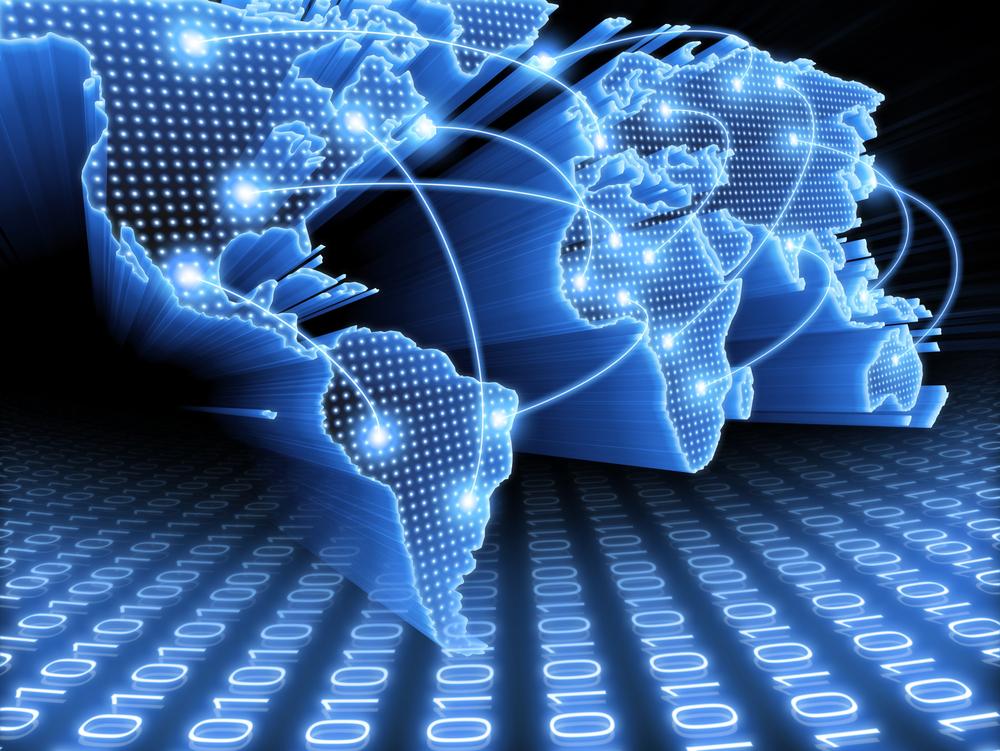 optical transport fiber connection